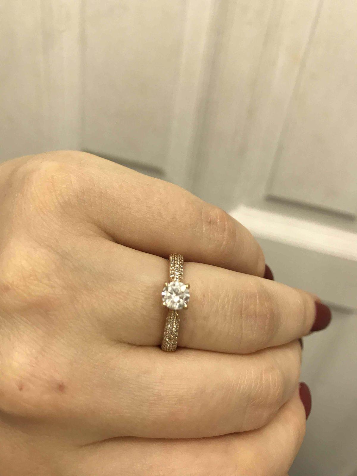 Купила себе такое кольцо
