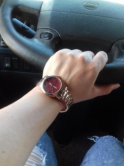 Часы нереально крутые.