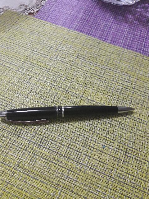 Ручка очень понравилась, класс!