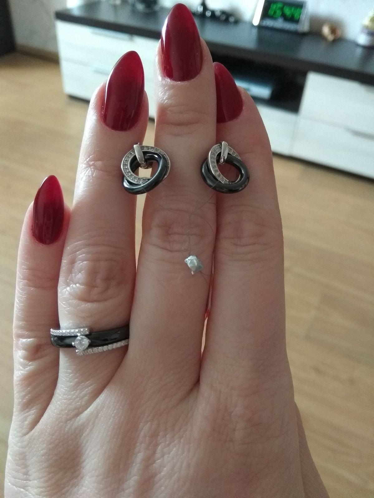 Керамика и серебро